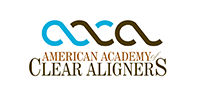 American Academy clear aligners logo